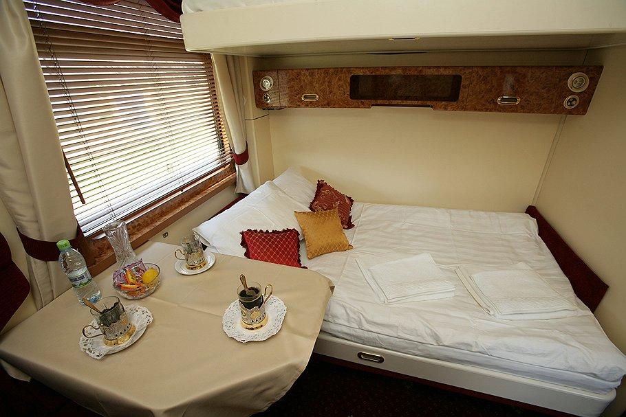 фото люкс на поезде
