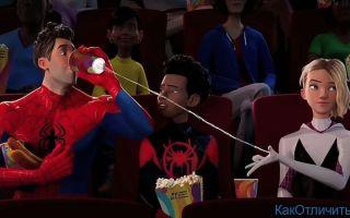 Обзор на мультфильм «Человек-Паук: Через вселенные» 2018