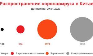 Как отличить коронавирус 2020 из Китая