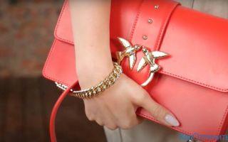 Как отличить сумку Pinko оригинал от фейка