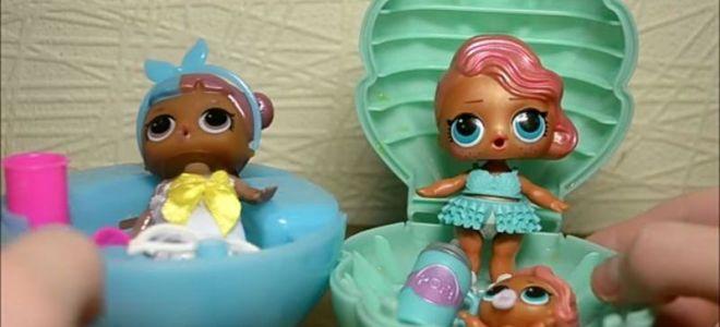 Чем отличаются оригинал и подделка LOL Pearl Surprise (Жемчужина)