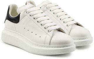 Alexander McQueen Oversized Sneakers: как отличить оригинал от фейка