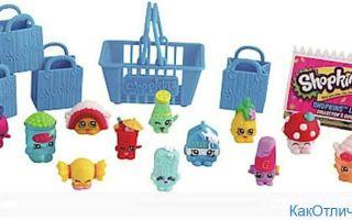 Как отличить оригинальные игрушки Shopkins от подделок