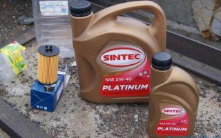 Как отличить оригинальное масло Sintec от поддельного