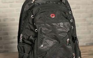 Как отличить оригинальный рюкзак Swissgear от подделки