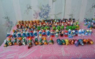 Киндер Сюрприз как отличить коллекционную игрушку
