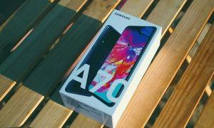 Как проверить на оригинальность смартфон Samsung Galaxy A70