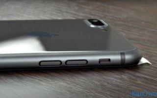 Отличия китайской копии iPhone 8 Plus от оригинала