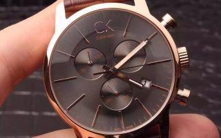Как отличить часы Calvin Klein от подделки