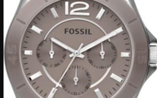 Часы Fossil: как отличить оригинал от подделки