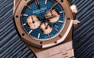 Часы Audemars Piguet: оригинал и копия