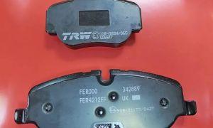 Как отличить оригинальные тормозные колодки TRW