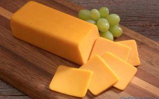 Чем заменить сыр Чеддер