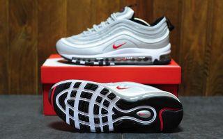 Nike Air Max 97 как отличить оригинал от подделки?