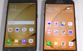 Как отличить подделку Samsung Galaxy S7