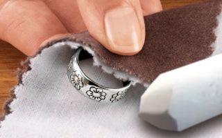 Как проверить настоящее серебро или нет?