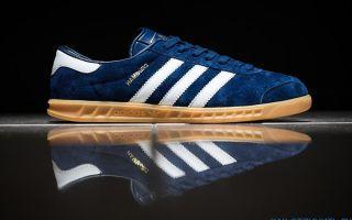 Adidas Hamburg: как распознать подделку?