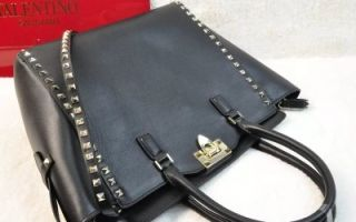 Как отличить подделку сумки  Valentino