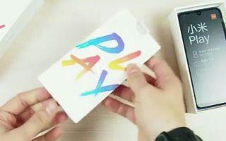 Смартфон Xiaomi Mi Play: как купить оригинал