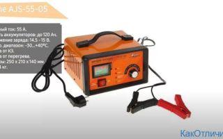 ТОП—5 лучших пуско-зарядных устройств для автомобиля