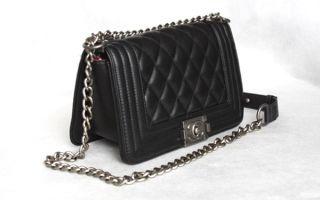 Как отличить подделку сумки Chanel