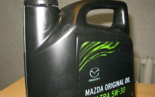 Как отличить оригинальное масло Mazda от поддельного