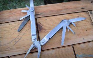 Нож Leatherman как отличить подделку от оригинала
