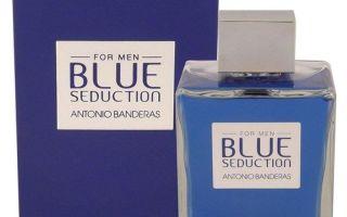 Antonio Banderas Blue Seduction как отличить подделку