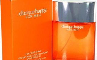 Clinique Happy как отличить подделку