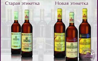 """Крымское вино """"Массандра"""" как отличить от подделки"""