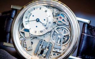 Часы Breguet: как выявить подделку