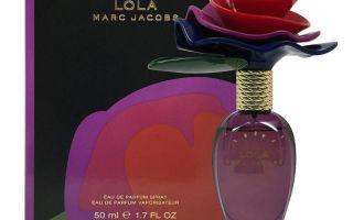 Marc jacobs lola: как отличить подделку