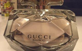 Как отличить подделку духов «Gucci»