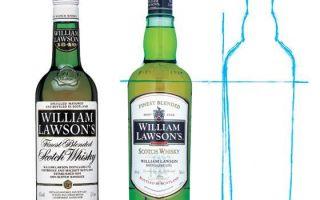 Как отличить подделку William Lawson's