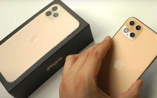 Как отличить подделку iPhone 12 Pro Max от оригинала
