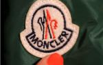 Пуховик Moncler как распознать подделку?