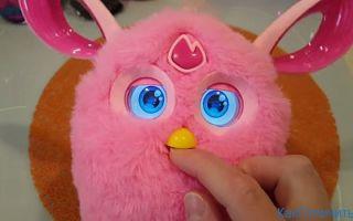 Как отличить оригинальную игрушку Ферби Коннект
