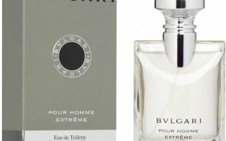 Bvlgari Pour Homme Extreme: как отличить оригинал от подделки