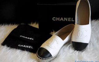 Как отличить оригинальную обувь от Chanel