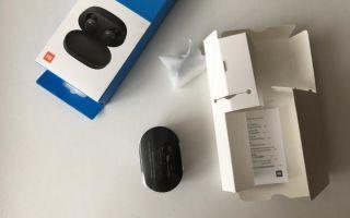 Mi True Wireless Earbuds Basic как отличить подделку