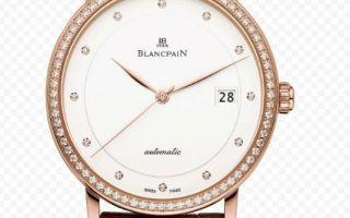 Часы Blancpain: отличаем оригинал от подделки