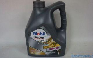 Выбираем лучшее моторное масло 5w30