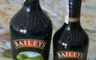 Как отличить оригинальный ликер Baileys