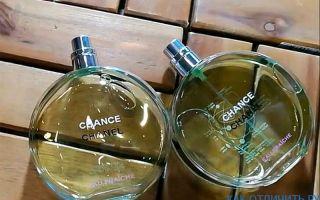 Как отличить оригинальные духи Chanel Chance Eau Fraiche от подделки