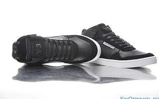 Yohji Yamamoto Y-3 как отличить оригинальные кроссовки