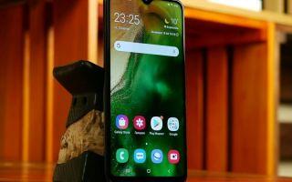 Samsung Galaxy A10 как отличить подделку