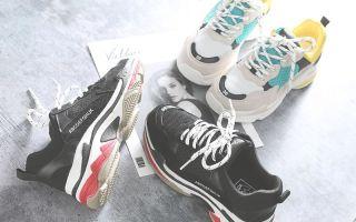 Рейтинг популярных кроссовок 2021 года
