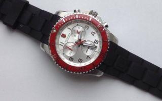 Часы Victorinox как отличить подделку
