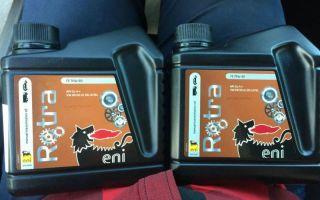 Моторное масло ENI: оригинал или подделка