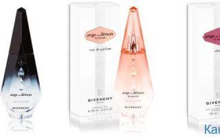 Как отличить оригинальный парфюм Givenchy Ange ou Demon от подделки